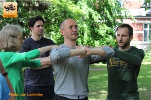 Sehnen-Qigong-Seminar, Qilin-Akademie Hamburg, 22. Mai 2016