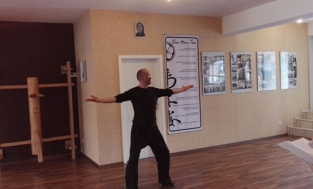 Sehnen-Qigong-Seminar, Wuji-Zentrum Schmelz, 29. Mai 2016